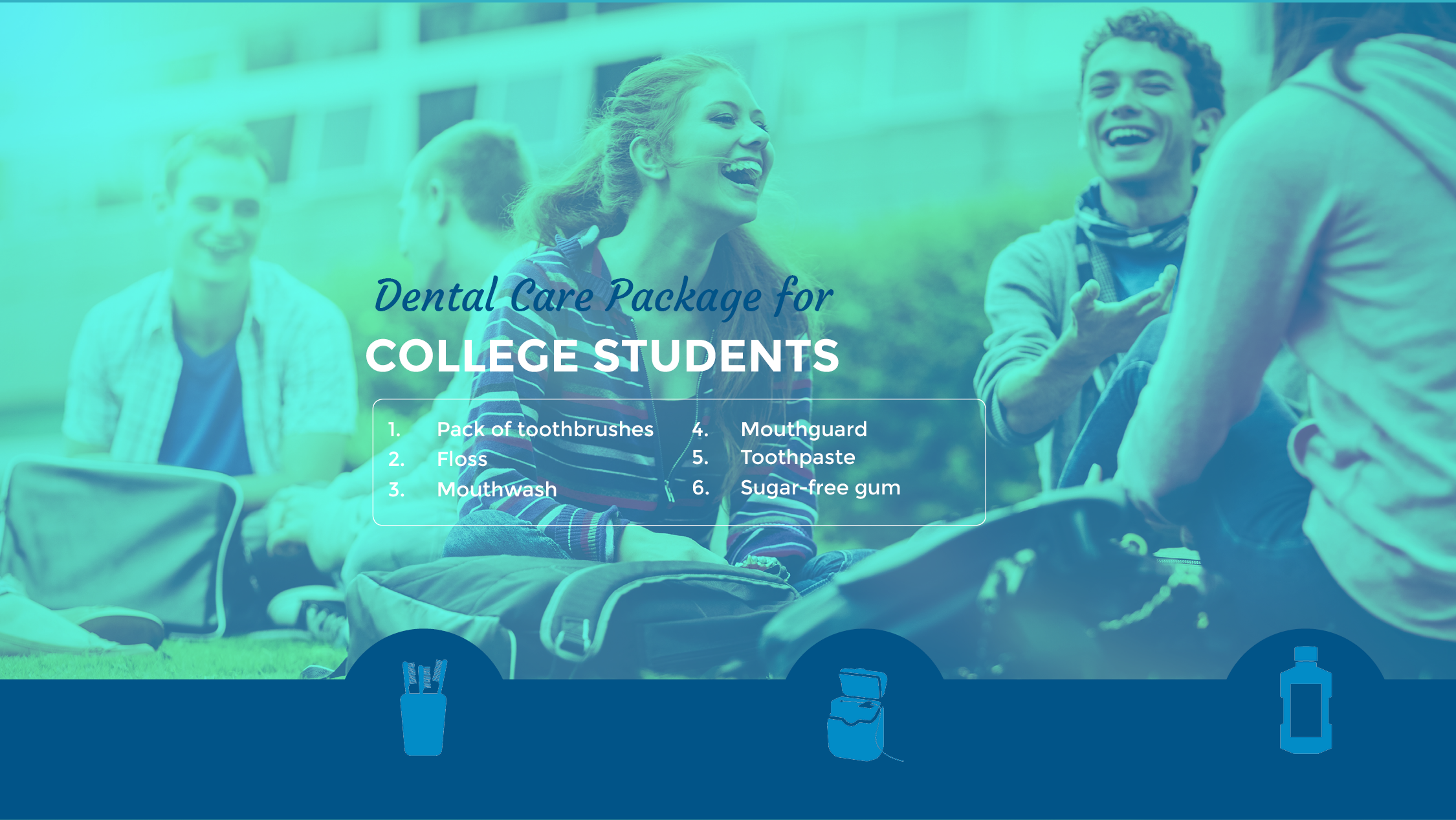 AFD college dental care cover photo google